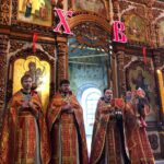 12 мая 2019 год —  неделя 3-я по Пасхе, святых жен-мироносиц