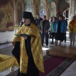 13.10.2019г.- панихида по А.А. Леонову
