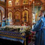 27 августа 2019 год — канун Успения Пресвятой Владычицы нашей Богородицы и Приснодевы Марии