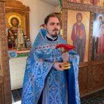 28 августа 2021 года храм Святой Троицы Новоильискного района г. Новокузнецка отметил годовщину своего освящения.