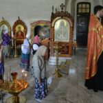 6 июля 2021 год — молебен о благоденствии и процветании Кузбасса, о даровании здоровья и благополучия его жителям.