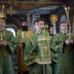 20 июня 2021 год — день Святой Троицы (Пятидесятницы)