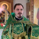 26 июня 2021 год — Божественная Литургия святителя Иоанна Златоуста в день отдания праздника Пятидесятницы.