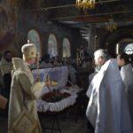 4 марта 2020 год — отпевания настоятеля храма прп. Сергия Радонежского протоиерея Сергия Пухкого