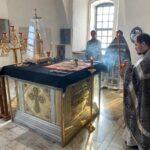 19 марта 2021 год — молебное пение великомученику Феодору Тирону