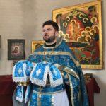 2.11.2018г.- Божественная литургия в часовне Успения