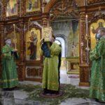6 июня 2020 год — канун дня Святой Троицы