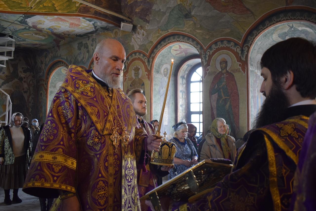 20 марта 2021 год — канун недели Торжества Православия