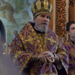 3 октября 2021 года — Божественная Литургия в Неделю 15-ю по Пятидесятнице