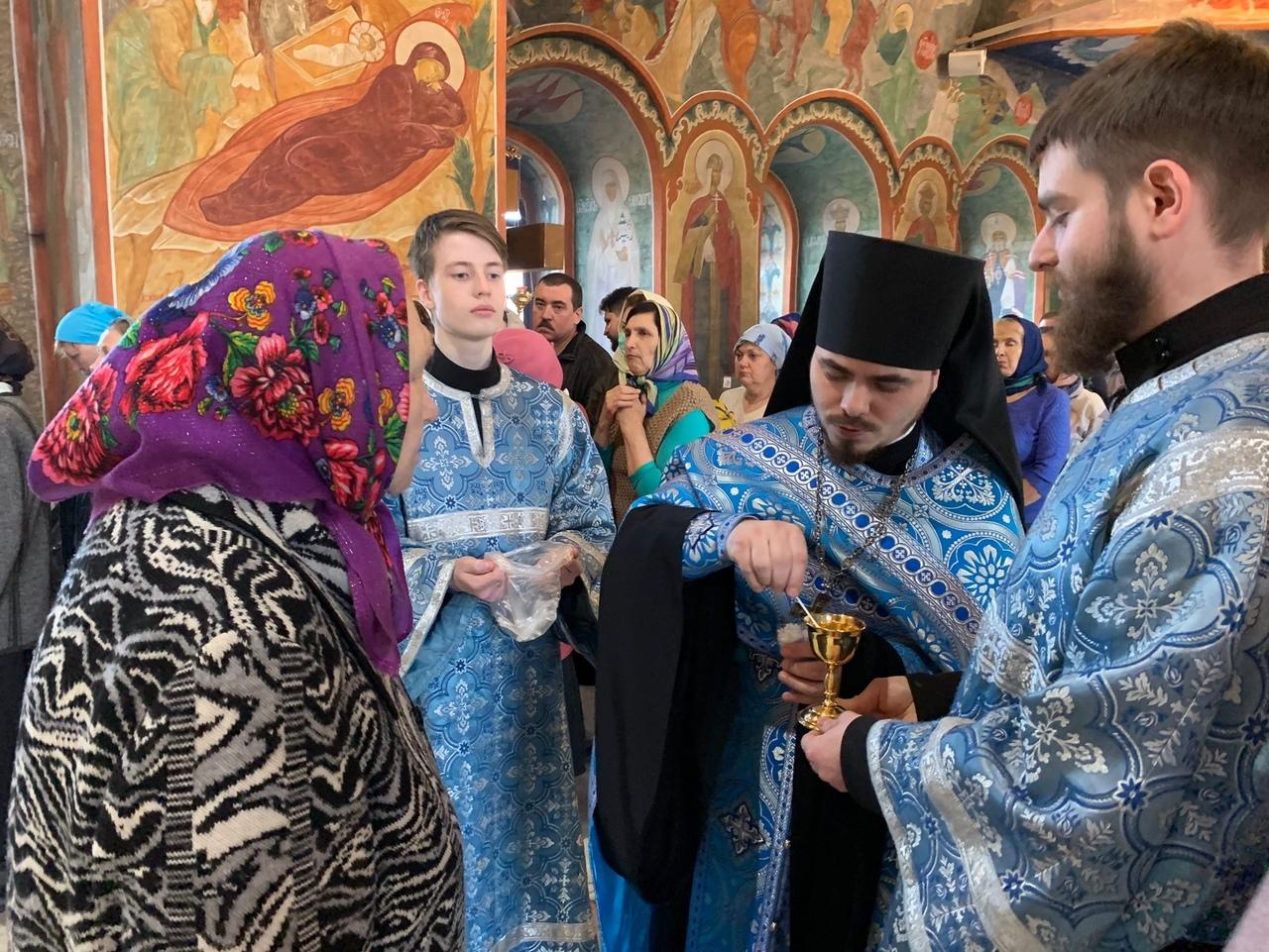 6 апреля 2020 год — канун праздника Благовещения Пресвятой Богородицы.