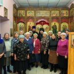 3.11.2019г.- канун дня празднования Казанской Иконe Божией Матери