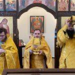 28 июля 2021 год — Престольный праздник в храме святого равноапостольного князя Владимир