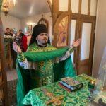 20 июня 2021 год — престольный праздник храма Святой Троицы Новоильинского района