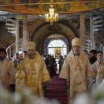 19 августа 2021 год — престольный день Спасо-Преображенского кафедрального собора