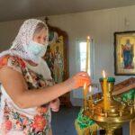 2 июля 2021 год — благодарственный молебен, посвященный присвоению г. Новокузнецку звания «Город трудовой доблести»