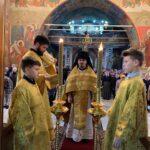 Богослужения в неделю 19-ю по Пятидесятнице.