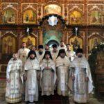 11.01.19 г. — день тезоименитства настоятеля собора