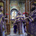 29 марта 2020 года —  Неделя 4-я Великого поста, преподобного Иоанна Лествичника