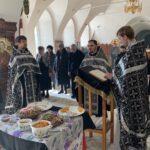 6 марта 2020 год — молебное пение великомученику Феодору Тирону
